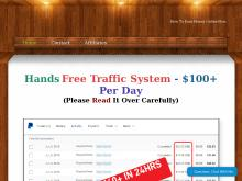 Autopilot Traffic Cash Booster