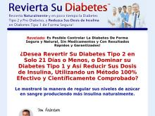 Revierta Su Diabetes? | El Único y Revolucionario Sistema Natural Para Revertir La Diabetes En Menos de 3 Semanas  Revierta Su Diabetes