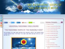 The Radionnic Ships of the Heavenly Host  The Ships are revealed  The Radionnic Ships of the Heavenly Host  PDF version