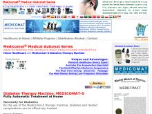 Diabetes Therapy Machine  Medicomat  Diabetes Therapy Machine Medicomat5