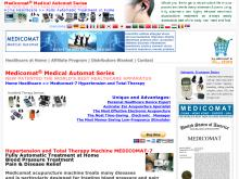 Hypertension and Total Therapy Machine  Medicomat  Hypertension and Total Therapy Medicomat7