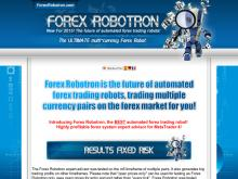 Forex Robotron | The ULTIMATE automated Forex trading robot  Forex Robotron