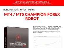 MT5 Champion FX robot double license
