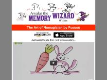 Numagicians  Awake The Memory Wizard Within  Ebook & Clip  Numagician  Awake The Memory Wizard Within
