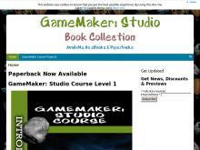 GameMaker Studio Course Book  GameMaker Studio Course Level 1 eBook