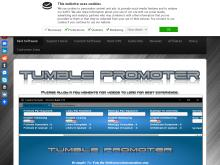 Tumble Promoter – Software Automation  Tumble Promoter