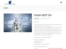 DASHBOT EA – Trend Scalper Robot  DASHBOT EA