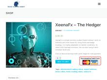 XeenaFx  The Hedger – Trend Scalper Robot  XeenaFx  The Hedger