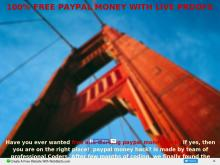 paypal free money for life
