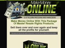 155 Resell Rights Money Making Ebooks