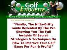 Golf Etiquette  Learn the Basics of Golf Etiquette