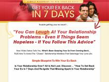 GET YOUR EX BACK IN 7 DAYS
