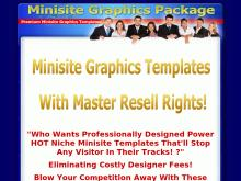 Niche Minisite Templates Pack  Master Resell Rights  Niche Minisite Templates Pack