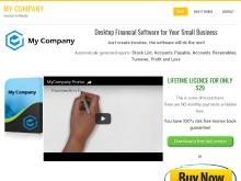 My Company – Invoice software  Desktop Financial Software for Your Small Business