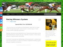 Racing Winners