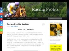 Racing Profits