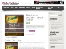 The Book of Success – Ebook Edition | Mithra Publishing  The Book of Success  Ebook