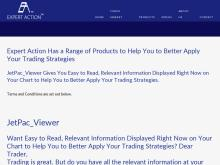 Jetpac Viewer Forex Assistant by Expert Action  JetPac_Viewer