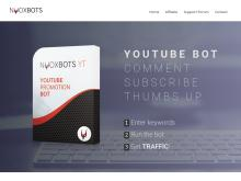NuoxBots  Youtube Bot  NuoxBots YT Youtube Promotion Bot Commenting, Subscribing, Liking