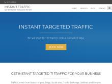 Instant Traffic – Get 80100 Top Tier Clicks Per Day  Instant Targeted T1 Traffic