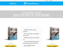 Kouros Fitness  Online Personal Training  Online Personal Training  3 month offer  Kouros Fitness