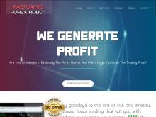 Pastorpro Forex Robot  ADVANCE2 Account Licenses