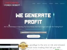 Pastorpro Forex Robot  ECO1 Account License