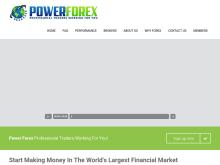 PowerForex  Professional Traders Working For You  Power Forex
