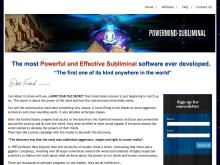 subliminal software | Seek and you shall find! | Reviews of