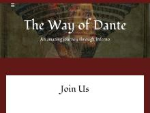 Join Us – The Way of Dante  The Way of Dante