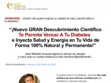 Adis Diabetes   La Solucin Natural y Efectiva — Adios Diabetes  Adios Diabetes