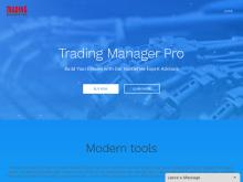 Trading Manager Pro – Fun, Smart, and Simple Expert Advisor  Trading Manager Pro  Standard