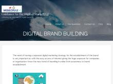 Digital Brand Building – Guidance to the Digital Marketing  Strategic Digital Marketing guidance