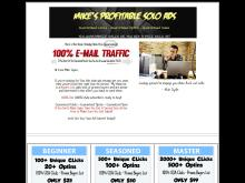 SOLO AD  Get 100 Clicks/20 Optins Guaranteed  (SALES GUARANTEED)