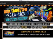 New USATargeted Solo Ads  Get 4000 Clicks  800 Signups  Sales Guaranteed  USATargetedSoloAds  Get 200 Clicks  40 Optins  Sales Guaranteed