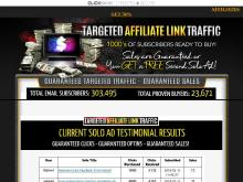 2018 Targeted Link Traffic  4000 Clicks  Sales Guaranteed  Targeted Link Traffic  Get 200 Clicks  40 Optins  Sales Guaranteed